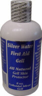 Colloidal Silver burn gel only $25.00