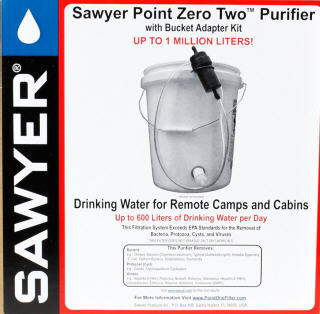 Sawyer Portable Water Filtering And Purification Systems
